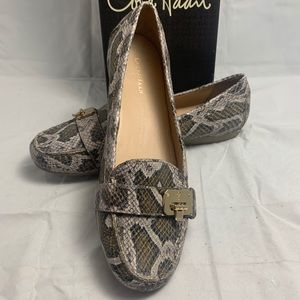 Cole Haan 11 Snakeskin Loafers